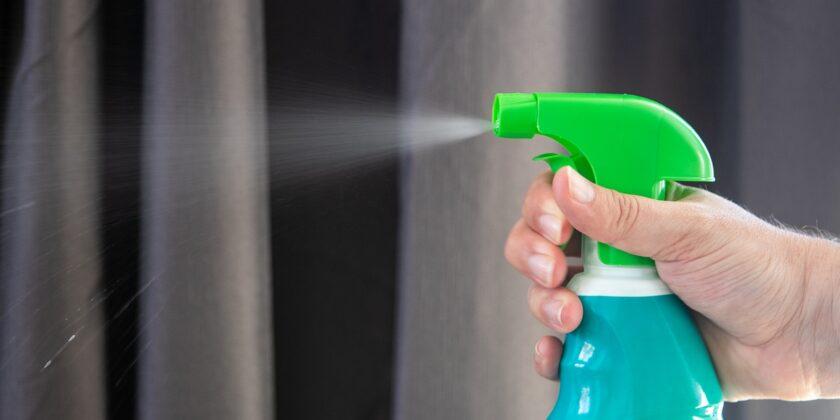 środki do dezynfekcji, wybór środków do dezynfekcji